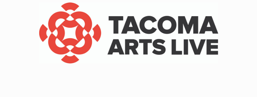 The Tacoma Arts Live Logo we used for choosing the color of the kayak.