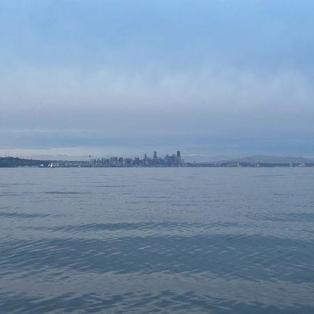 Seattle not in a sunbeam